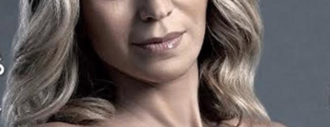 Η Ελλη Στάη ολόγυμνη στο εξώφυλλο του DownTown