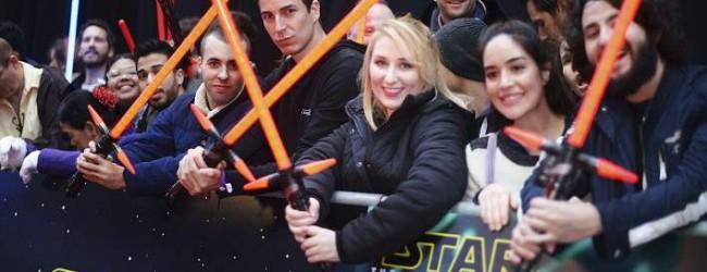 Ουρές για το νέο «Star Wars» (video)