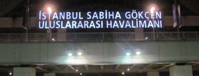 Έκρηξη σε αεροδρόμιο της Κωνσταντινούπολης – Δύο τραυματίες