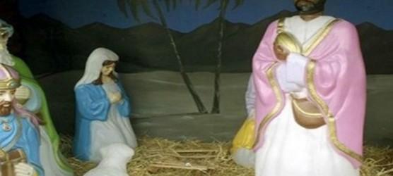 Τύρναβος: Έκλεψαν το Θείο Βρέφος από τη φάτνη…