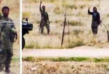 Βίντεο: Τούρκοι στρατιωτικοί συνομιλούν με τζιχαντιστές