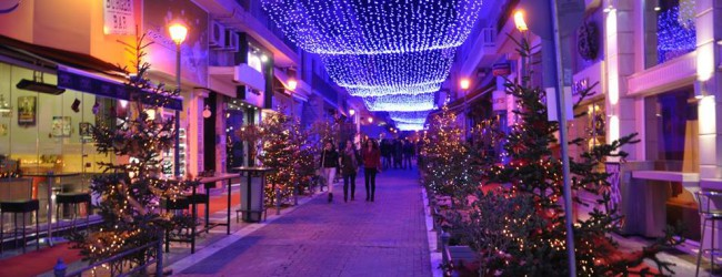 Golden-Greece: Ο Βόλος, η ομορφότερη Χριστουγεννιάτικη Ελληνική πόλη (video, photos)