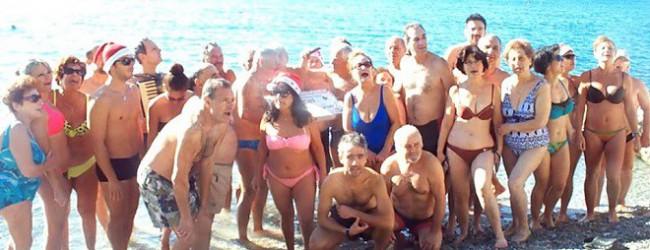 Κολύμπησαν και έκοψαν την πίτα του 2016 οι χειμερινοί κολυμβητές του συλλόγου «Ιάσων»