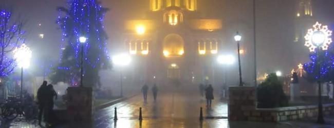«Βυθίστηκε» στην ομίχλη για ώρες ο Βόλος
