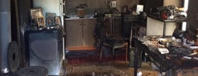 «Ξύπνησα από τα ουρλιαχτά του παιδιού μου», λέει ο πατέρας του 10χρονου που κάηκε από τη σόμπα