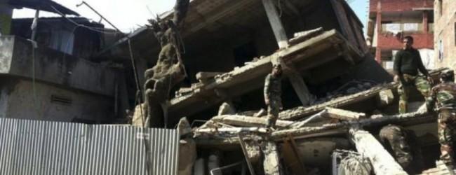 Στους 9 οι νεκροί από τον σεισμό στην Ινδία – 200 οι τραυματίες