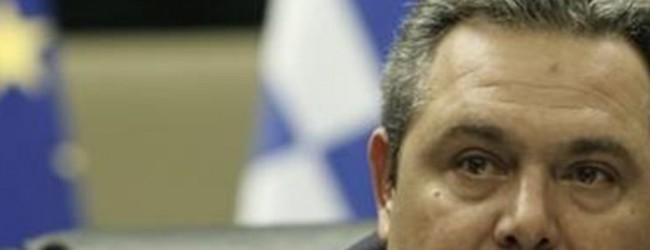 Καμμένος: Θα στηρίξω τον Τσίπρα μέχρι το τέλος