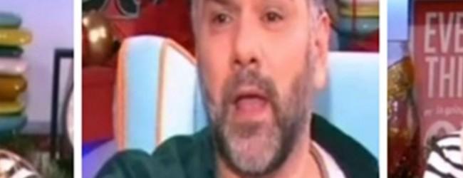 Φαίη Σκορδά: Εκνευρίστηκε με τον Γρηγόρη Αρναούτογλου και αποχώρησε από την εκπομπή