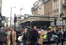 Συναγερμός στο Λονδίνο για βόμβα σε σταθμό του μετρό
