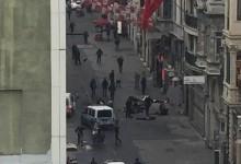 Επίθεση αυτοκτονίας με δύο νεκρούς στον πιο πολυσύχναστο δρόμο της Κωνσταντινούπολης