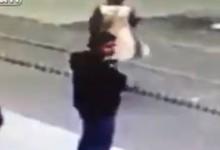 Βίντεο δείχνει από κοντά τον βομβιστή αυτοκτονίας στην Κωνσταντινούπολη