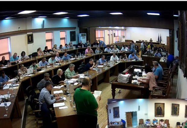 Ζωντανά η συνεδρίαση του Δημοτικού Συμβουλίου Βόλου (6.00 μ.μ.)