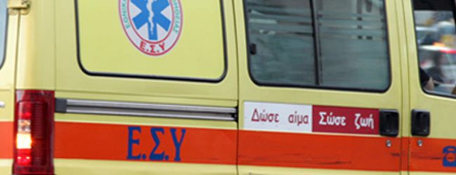 Τεράστια έλλειψη ασθενοφόρων 4Χ4 στη Θεσσαλία- Το περιστατικό στο Σκλήθρο φέρνει στην επιφάνεια το πρόβλημα