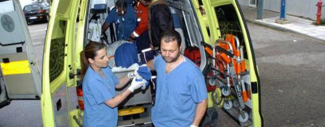 17χρονη έπεσε από όροφο πολυκατοικίας στην Λάρισα- Η αστυνομία ερευνά το περιστατικό