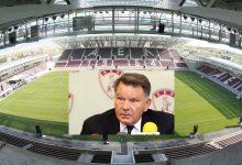 Μόνο το γκαζόν του AEL FC Arena θα γλιτώσει τη μήνυση από τον Αλέξη