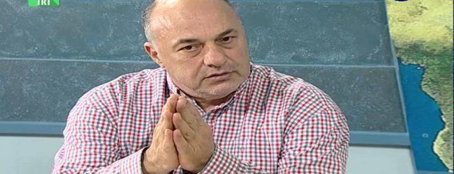 Αχιλλέας Μπέος: «Κάποιοι κάνουν βουντού για να βρέχει την Πέμπτη»