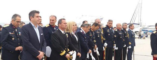 Η Ημέρα των Ενόπλων Δυνάμεων τιμήθηκε σήμερα και στο Βόλο