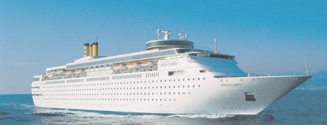 Εκδήλωση υποδοχής επιβατών κρουαζιερόπλοιου στο Λιμάνι του Βόλου