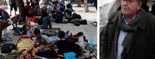 Μουζάλας: Εξαρθρώσαμε 2 κυκλώματα τζιχαντιστών που ήρθαν με το κύμα των προσφύγων