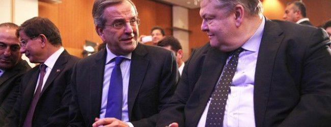 Ψυχρός πόλεμος στο ΠΑΣΟΚ με σενάρια για κόμμα Βενιζέλου- Σαμαρά