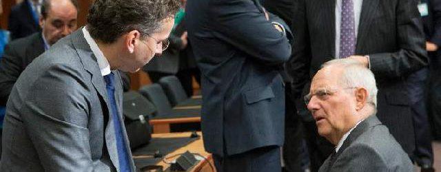 DW: Ματαιώθηκε το μίνι Eurogroup της Παρασκευής για την Ελλάδα Γερμανικό σαμποτάζ στη συμφωνία Ε.Ε-ΔΝΤ για το χρέος;