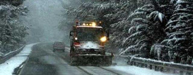 Χωρίς εκχιονιστικά τα ορεινά της Θεσσαλίας, ενώ αναμένεται χιονιάς – Αδυναμία δηλώνει ο Αγοραστός!