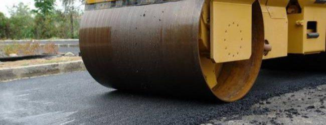Ασφαλτοστρώσεις και διακοπή κυκλοφορίας στο δρόμο Λεχωνίων – Αγριάς