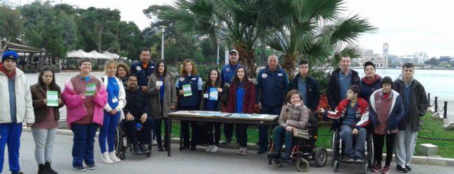 Βόλος: Ελάχιστοι οι προσβάσιμοι χώροι για άτομα με αναπηρίες