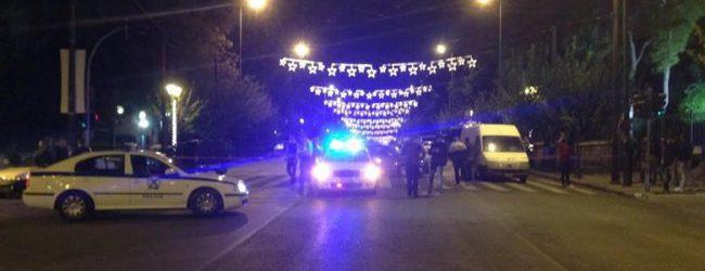 Τρομοκρατική επίθεση στη γαλλική πρεσβεία – Τραυματίστηκε αστυνομικός – Λίγες ημέρες πριν την επίσκεψη Ομπάμα στην Αθήνα
