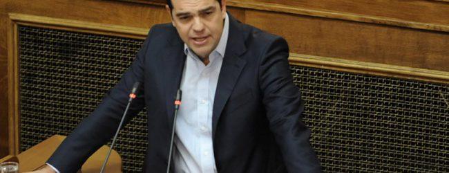 Τσίπρας σε βουλευτές του ΣΥΡΙΖΑ: Βγείτε από τα γραφεία