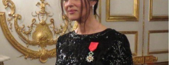 Μόνικα Μπελούτσι: Την βράβευσε ο Πρόεδρος της Γαλλίας!