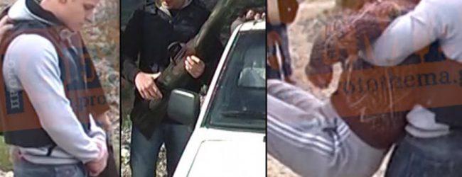 Ντοκουμέντο: Η αναπαράσταση της δολοφονίας των bodybuilders στη Μάνη (vids)