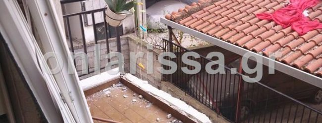 Έκρηξη σε διαμέρισμα στο κέντρο της Λάρισας! – Στο νοσοκομείο ένας νεαρός! (photos)