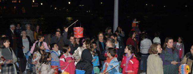 Βόλος: Δεκάδες παιδιά στην πομπή του «Αγίου Μαρτίνου»