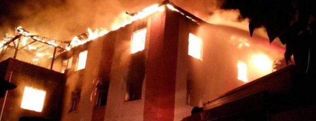 Τραγωδία στην Τουρκία: Κάηκαν ζωντανές 11 μαθήτριες και ένας δάσκαλος από πυρκαγιά σε κοιτώνα
