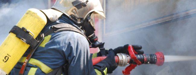 Αντιμετώπιση πυρκαγιάς σε εργοστάσιο της ΒΙΠΕ – Ολο το σενάριο