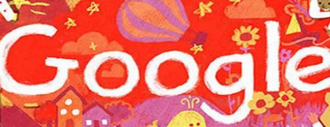 Παγκόσμια ημέρα για τα δικαιώματα παιδιού – To doodle της google