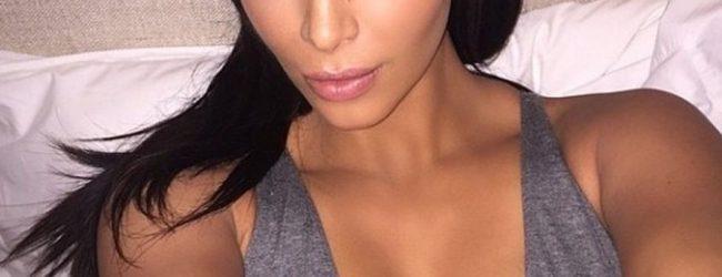 Δείτε την άγνωστη φωτογράφιση της Kim Kardashian (photos)