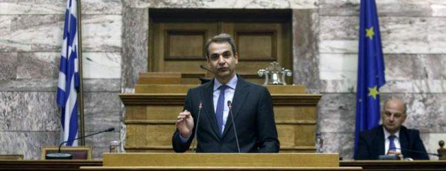 Μητσοτάκης: Ανησυχώ για τις διεθνείς εξελίξεις, η Ελλάδα βρίσκεται στο περιθώριο
