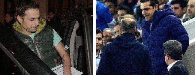 Ο Ντέμης Νικολαΐδης αποχώρησε από την συνάντηση με Τσίπρα στο Καραϊσκάκη