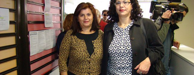 Βομβαρδισμό προγραμμάτων προανήγγειλε η Διοικήτρια του ΟΑΕΔ από το Βόλο