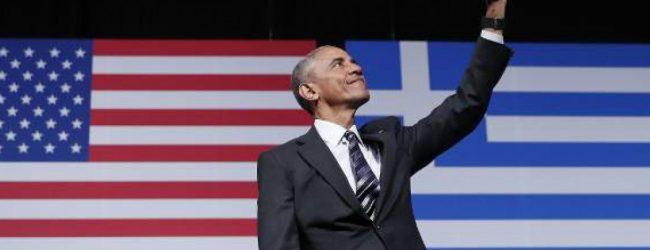 Δημοσκόπηση: Το 75,5% εκτιμά ότι η επίσκεψη Ομπάμα δεν θα έχει επίδραση στην αντιμετώπιση της κρίσης