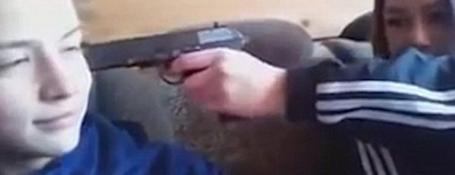 Ζευγάρι 15χρονων πυροβολούσε σε live streaming πριν αυτοκτονήσει! (photo, vids)