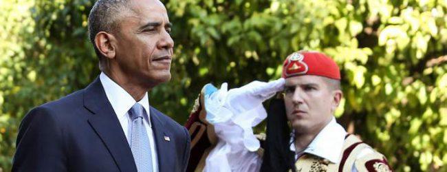 Δύο ημέρες με τον Ομπάμα στην Αθήνα -Τι ζήσαμε (photos & vids)