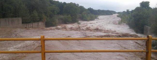 Τρίκαλα: Φούσκωσαν και πάλι τα ποτάμια- Ανησυχία για την κακοκαιρία