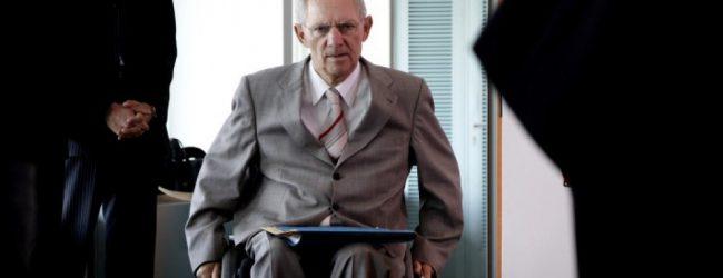 Επιστολή – κόλαφος Σόιμπλε σε Κομισιόν: Κι άλλες περικοπές