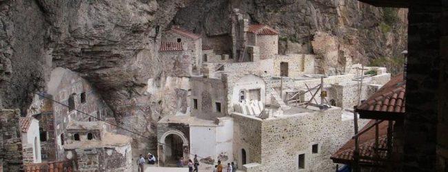 Κλείνουν ξανά την μονή της Παναγίας Σουμελά στην Τραπεζούντα (photo)