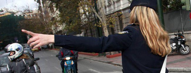 Βόλος: Στνελήφθη 50χρονη για εξύβριση τροχονόμου