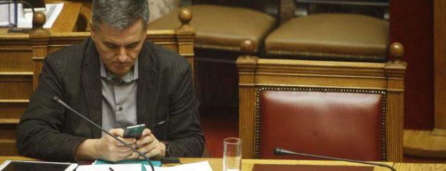 Απίστευτος Τσακαλώτος για το μίνι Eurogroup: Δεν ήξερα πως ακυρώθηκε, γι' αυτό είπα πως θα γίνει