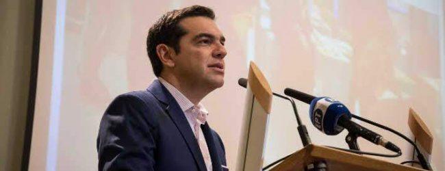 Τσίπρας: H φυγή επιστημόνων από την Ελλάδα, η πιο μεγάλη λεηλασία του εθνικού πλούτου